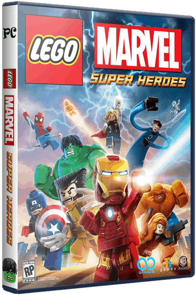 SUPER PC LEGO CLUBIC TÉLÉCHARGER HEROES MARVEL